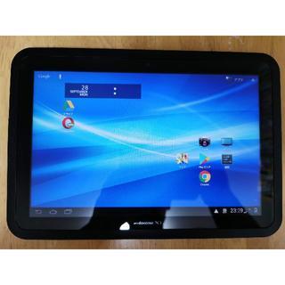 フジツウ(富士通)のARROWS Tab LTE F-01D 美品(タブレット)