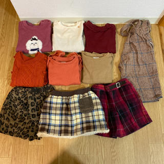 petit main - 子供服 まとめ売り 女の子 90 95 100