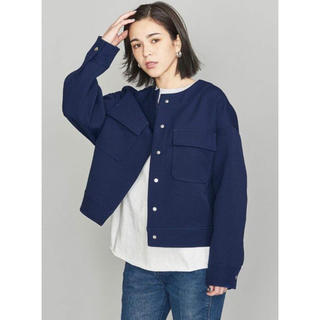 BEAUTY & YOUTH UNITED ARROWS BYショートブルゾン