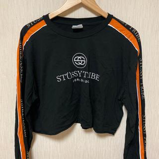 ステューシー(STUSSY)のSTUSSY Tシャツ トップス 長袖 (Tシャツ(長袖/七分))