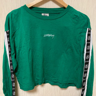 ステューシー(STUSSY)のSTUSSY Tシャツ トップス 長袖(Tシャツ(長袖/七分))