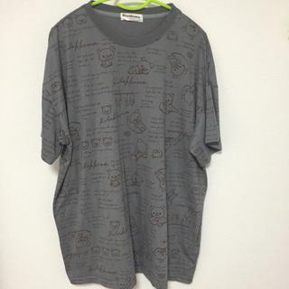 サンエックス(サンエックス)の【リラックマ】大きいサイズTシャツ(Tシャツ(半袖/袖なし))