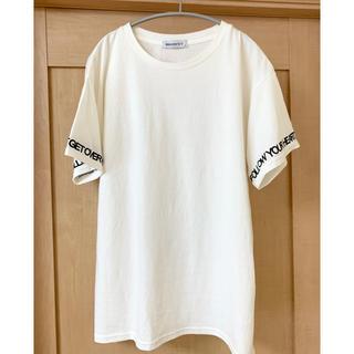 ウィゴー(WEGO)のWEGO 白 Tシャツ 半袖(Tシャツ(半袖/袖なし))