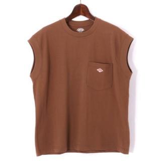 ダントン(DANTON)のDanton ノースリーブ Tシャツ(Tシャツ(半袖/袖なし))