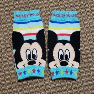 ディズニー(Disney)のミッキー レッグウォーマー(レッグウォーマー)