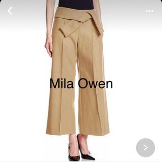 ミラオーウェン(Mila Owen)のミラオーウェン リボンパンツ(カジュアルパンツ)
