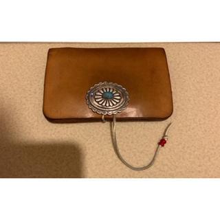 ゴローズ(goro's)のサドルレザー 財布(折り財布)