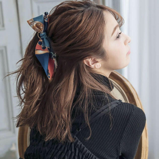 dholic - 大人気!!新品♡ スカーフ バナナクリップ オシャレ ラスト1