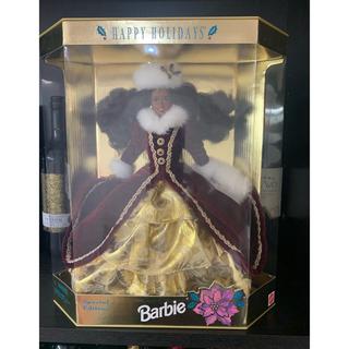 バービー(Barbie)のHAPPY holiday スペシャルエディションバービー(ぬいぐるみ/人形)