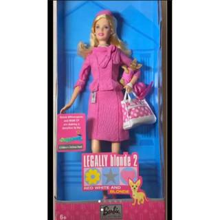 バービー(Barbie)のキューティーブロンド バービー人形 barbie エル(ぬいぐるみ/人形)