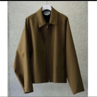 "1LDK SELECT - YOKE "" Cut-off Drizzler Jacket """
