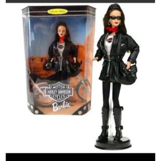 バービー(Barbie)のバービー人形 ハーレーダビットソン 新品未開封(ぬいぐるみ/人形)