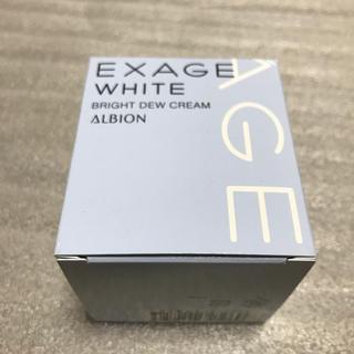 アルビオン(ALBION)のアルビオン エクサージュホワイト ブライトデュウ クリーム 美白 (フェイスクリーム)