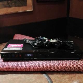 シャープ(SHARP)のSHARP BD-HW51 2番組W録 500GB 純正リモ等付フル装備 感動品(ブルーレイレコーダー)
