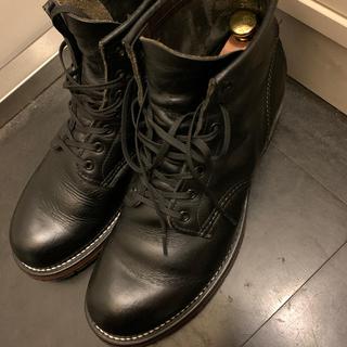 レッドウィング(REDWING)の【連休限定値下げ】レッドウィング ベックマン 9014 ブラック(ブーツ)