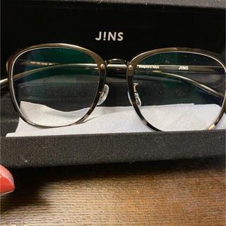 ジンズ(JINS)のJINS メガネ 新品(サングラス/メガネ)