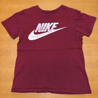 ナイキ(NIKE)のナイキ Tシャツ デカロゴ ビッグシルエット S(Tシャツ/カットソー(半袖/袖なし))