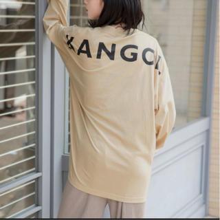 KANGOL - tシャツ Tシャツ KANGOL カンゴール
