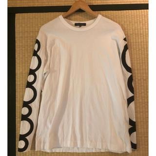 コムデギャルソン(COMME des GARCONS)のコムデギャルソン ロンT カットソー comme des garcons(Tシャツ/カットソー(七分/長袖))