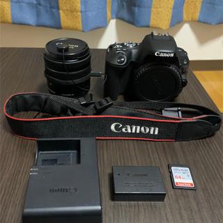 Canon - キャノン EOS Kiss X9 レンズキット