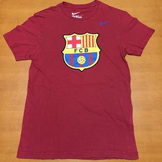 ナイキ(NIKE)のナイキ Tシャツ バルセロナ ビッグプリント ビッグシルエット M(Tシャツ/カットソー(半袖/袖なし))