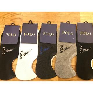 ポロラルフローレン(POLO RALPH LAUREN)の〜ポロラルフローレン〜 POLO Ralph Lauren 靴下5足セット(ソックス)