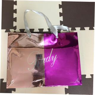 レディー(Rady)のrady 袋(ショップ袋)