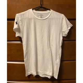 ポロラルフローレン(POLO RALPH LAUREN)の【POLO RALPH LAUREN】Tシャツ ホワイト(Tシャツ(半袖/袖なし))