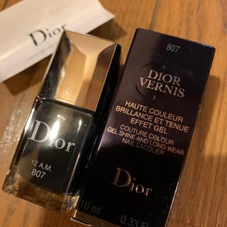 ディオール(Dior)のディオール ヴェルニ  12A.M. 807(マニキュア)