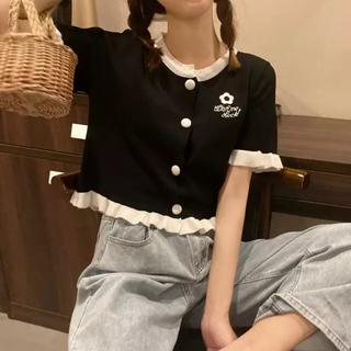 スタイルナンダ(STYLENANDA)のサマーニットトップス(Tシャツ(半袖/袖なし))