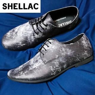 SHELLAC - 定価29,689円❇️未使用 シェラック 限定 ペイント ドレスシューズ