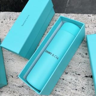 Tiffany & Co. - 今日限定ティファニーステンレスミニボトル200mlブルーボックス入り