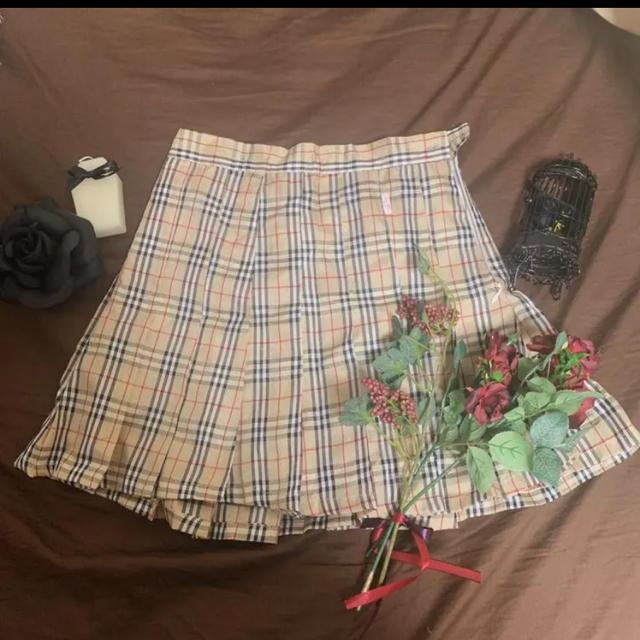 Katie(ケイティー)のRoseMarie seoir チェックスカート レディースのスカート(ミニスカート)の商品写真