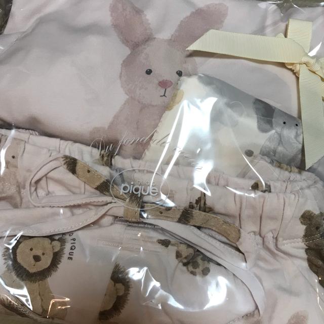 gelato pique(ジェラートピケ)のジェラートピケ  アニマル セット レディースのルームウェア/パジャマ(ルームウェア)の商品写真