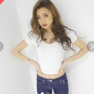 ジェイダ(GYDA)のGyda テレコTシャツ(Tシャツ(半袖/袖なし))