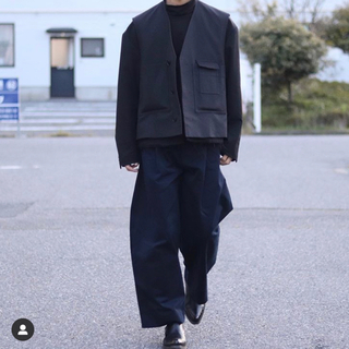 Jil Sander - jilsander   アクションベスト 46 定価11万ほど