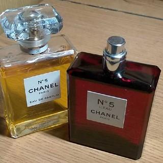CHANEL - CHANEL 香水 100ml 2つセット