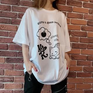 GU - NieR    スリープニーアちゃんTシャツ