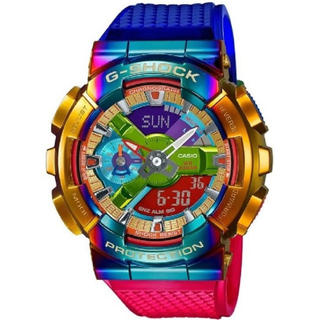 ジーショック(G-SHOCK)の【新品未開封】G-SHOCK GM-110RB-2AJF カシオ(腕時計(アナログ))