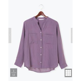 テチチ(Techichi)のTechichi TERRASSE   TR 2wayシャツ (シャツ/ブラウス(長袖/七分))