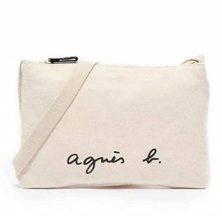 agnes b. - 新品★agnes b.サコッシュ