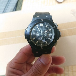HUBLOT - H製 HUBLOT big bang ウブロ ビッグバン