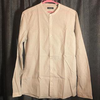 ユナイテッドアローズ(UNITED ARROWS)のユナイテッドアローズ 長袖シャツ ストライプ Sサイズ メンズ(シャツ)