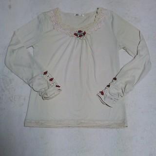 アクシーズファム(axes femme)のaxesのロンT(Tシャツ(長袖/七分))