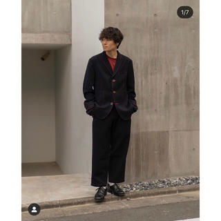 ryo takashima着用 khoki 20aw セットアップ