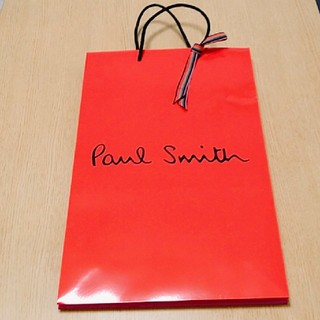ポールスミス(Paul Smith)のポールスミス ショップ 紙袋(ショップ袋)