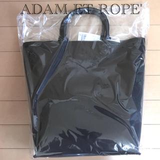 Adam et Rope' - ADAM ET ROPE' コンビベルト2WAYショルダーバッグ (ブラック)