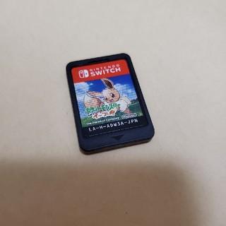 Nintendo Switch - ポケットモンスター Let's Go! イーブイ Switch ポケモン