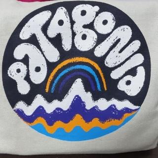 パタゴニア(patagonia)の(新品未使用タグ付き)patagonia ミニトートバッグ(トートバッグ)