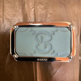グッチ(Gucci)のGUCCI  正規品 グッチマネークリップ グレー色 新品 未使用(マネークリップ)